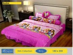 Sprei Rumbai Barbie (King 180x200)
