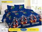 Sprei Romeo Avengers (Single 120x200)