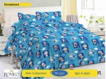 Sprei Romeo Doraemon (Single 120x200)