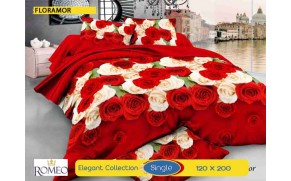 Bedcover Romeo Floramor (Single 120x200)