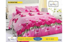 Bedcover Romeo Florentine (Single 120x200)