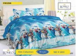 Sprei Romeo Frozen (Single 120x200)