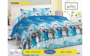 Bedcover Romeo Frozen (Single 120x200)
