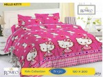 Sprei Romeo Hello Kitty (Single 120x200)