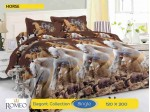 Sprei Romeo Horse (Single 120x200)