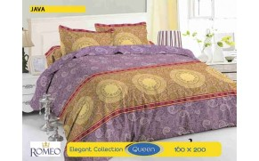 Bedcover Romeo Java (Queen 160x200)