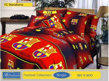 Bedcover Barcelona (Single 120x200)