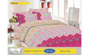 Bedcover Romeo Ceramic (Single 120x200)