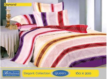 Bedcover Diamond (Queen 160x200)