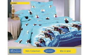 Bedcover Frozen (Queen 160x200)
