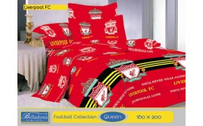 Bedcover Liverpool (Queen 160x200)