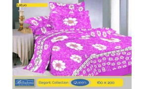 Bedcover Lotus (Queen 160x200)