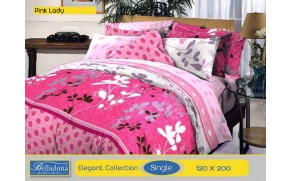 Bedcover Pink Lady (Single 120x200)