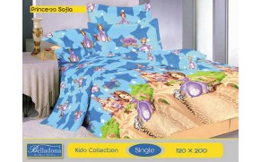 Bedcover Princess Sofia (Single 120x200)
