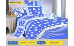 Bedcover Summer Flower (Single 120x200)