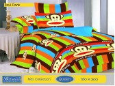 Bedcover Rumbai Paul Frank (Queen 160x200)