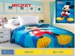 Selimut Mickey (150x200)