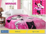 Selimut Minnie (150x200)