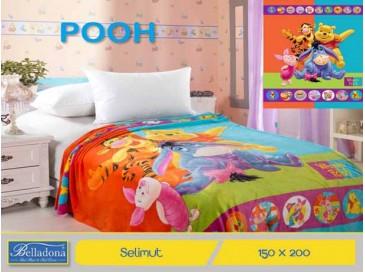 Selimut Pooh (150x200)