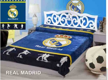Selimut Real Madrid (150x200)