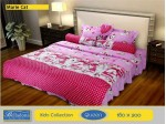 Sprei Rumbai Marie Cat (King 180x200)