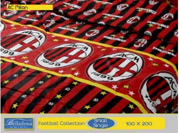 Sprei AC Milan (Small Single 100x200)