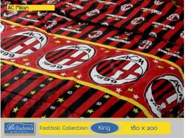 Sprei AC Milan (King 180x200)