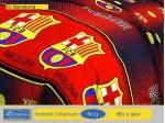 Sprei Barcelona (King B4 180x200)
