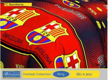Sprei Barcelona (King 180x200)