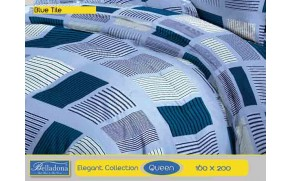 Sprei Tile (Queen 160x200)
