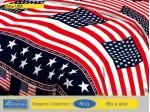 Sprei New USA (King B4 180x200)
