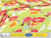 Sprei Romeo Painting Flower (Queen 160x200)